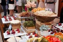 Food and Buffet Displays / by Sharon Antoniak