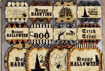 Halloween / by Debby Mathias