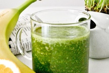 Green Smoothies / by Julie
