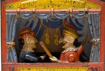 punch & judy / by jules