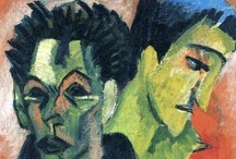 ernst ludwig kirchner / by jules