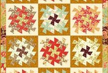 A - Twister Quilts / by Kathy C