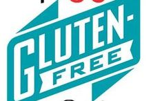 Gluten free / by Kimberly Wacht