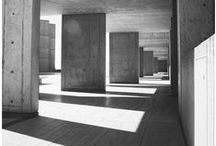 Salk Institute / The Salk Institute for Biological Studies -  La Jolla, CA / by Ciarán Murray