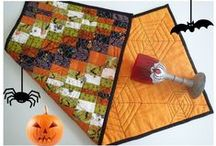 A - Halloween Quilts / by Kathy C
