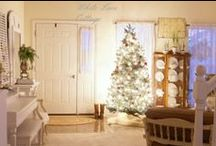 Best Of White Lace Cottage Christmas / Sharing my home via tour.Lots of ideas for decorating your home vintage style. / by Anne whitelacecottage