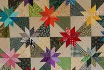 A - Hunters Star Quilts / Orion Star / by Kathy C