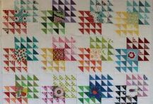 A - Winged Square Blocks / by Kathy C