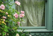 Lace Windows / by Anne whitelacecottage