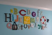Creative Kid Spaces / Creative ideas for decorating kids' rooms and play spaces. / by Keeping Life Creative