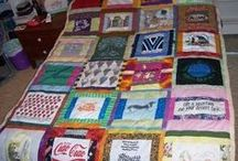 A - T- shirt Quilts / by Kathy C