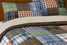 A - Men's Shirts Quilts / by Kathy C
