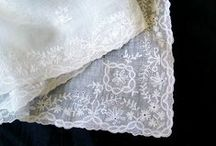 Embroidery - Muslin Accessories