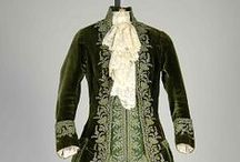 18th c. Inspired Victorian Gowns