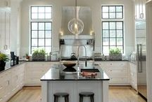 Decor // Kitchens / by Krissy M.