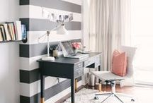 Decor // Home Office / by Krissy M.
