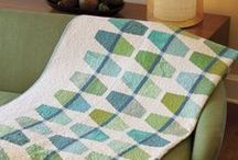 A - Tumbler Quilt / by Kathy C