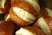 Breads & Rolls / For the love of all things Carby: Recipes from Quick Breads to Yeasted Breads! #bread #rolls