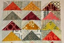 A - Flying Geese Quilts / by Kathy C