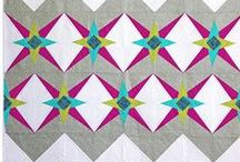 A - Modern Quilts / by Kathy C