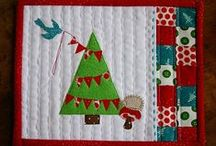 A - Kitchen Christmas / Kitchen & Dining  Quilting and Sewing Projects / by Kathy C