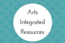 Arts Integrated Resources / Are you  looking for a creative, content-based arts integration activities?  Want to incorporate visual arts, music, or drama in your classroom?  Try one of these ideas!  Want to collaborate? Send me a message with your e-mail address through my FB page!  https://www.facebook.com/MsSewellTPT/  Pin away, but please add a few helpful articles along with paid products and be mindful of how often you repin the same idea.