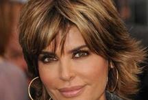 Favorite Hairstyles / by Linda Herrmann