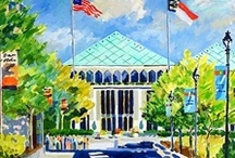 Local Art / Local Artist in Raleigh, Durham, Chapel Hill and Greater Triangle area of NC.  