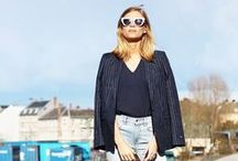 STREET STYLE / My favorite street style inspiration from all over the web. / by The Editorialist LA