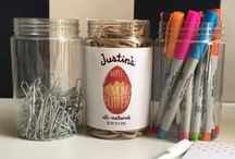 Reduce, Reuse, Recycle / What do you do with your jar when the butta disappears?