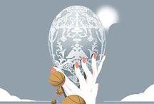 Illustration / by Héctor Hernández Galindo