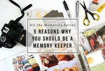 memory keeping / by Amy T Schubert