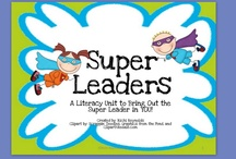 Learning Leadership / This board is for any ideas/products which promote leadership in the classroom. This can include The Leader in Me or Seven Habits or any other ideas involving leadership.  For every product (whether yours or someone else's) pinned, pin 3-4 ideas (non product).  Pin no more than 1-2 products per day. Include $ but no price. Be sure your pins fit with the themes listed for the board.  No long pins!