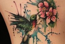 Tattoos / by Rachel Collier