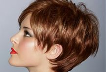 Hair a Styles / by Laura Vint