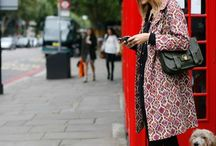 get the london look / classically british street style & innovative new looks from london fashion weeks  / by Kate Maccariello