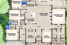 floor plans / by Lee Diamond
