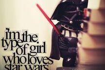 Star Wars / Yoda, Chewbacca, Ewoks, Ect. / by Katie S