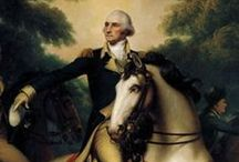 George Washington / I am currently writing a hidden history about George Washington. Here is much of my research and inspiration collected. / by Amy T Schubert
