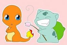 Pokemonz / Pokemon / by Katie S