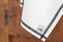 MYdrap Cuisine / El diseño entra en tú cocina. Paños de cocina 100% algodón. / Classic designs for your kitchen. 100% cotton tea towels.