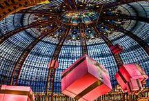 Sleon Wongstrad Xmas 2014 / Paris and Antwerp  / by Sarah Redding