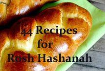 rosh hashanah / by Lee Diamond