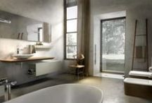 Furniture arrangements / Furniture in the bathroom