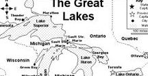 Amazing Things to See & Do in the Great Lakes Region / The Great Lake Region encompasses Illinois, Indiana, Ohio, Michigan, Minnesota, New York, Pennsylvania and Wisconsin, as well as, Ontario and Quebec in Canada.    Visitors have over 9,000 miles of beautiful coastline to explore & a wide range of outdoor activities such as fishing, kayaking, stand-up paddleboarding, surfing, golfing, hiking, cycling and more!  Great food, excellent local wines, craft beers & iconic fall colors draw visitors from around the world.