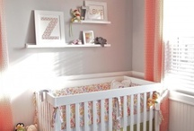 Nurseries / A collection of inspiring nursery design and baby room ideas.