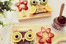Cute Lunch Ideas / Cute lunch ideas to get your kids to eat healthy