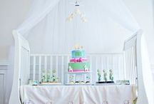 Baby Showers / Baby shower ideas and inspiration
