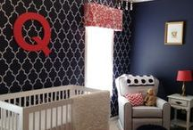Nursery Decor / Decorating ideas and inspiration for nurseries