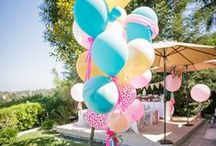 Party All the Time! / Party ideas and inspiration